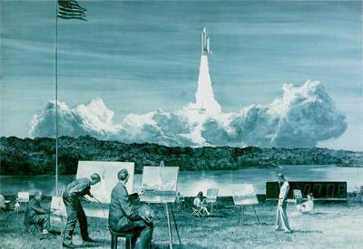 tansey_action_painting_ii.1984.jpg